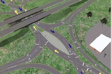 MDOT SHA opens Clements Roundabout in St Mary's County ...