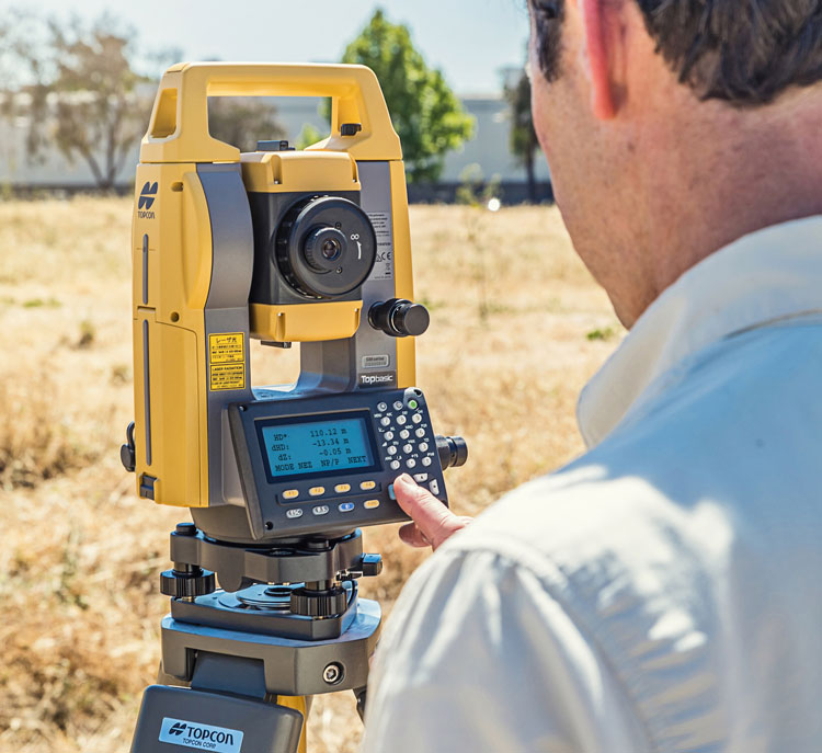 Civil Structural Engineer Magazine: Topcon Announces New Manual Total Station