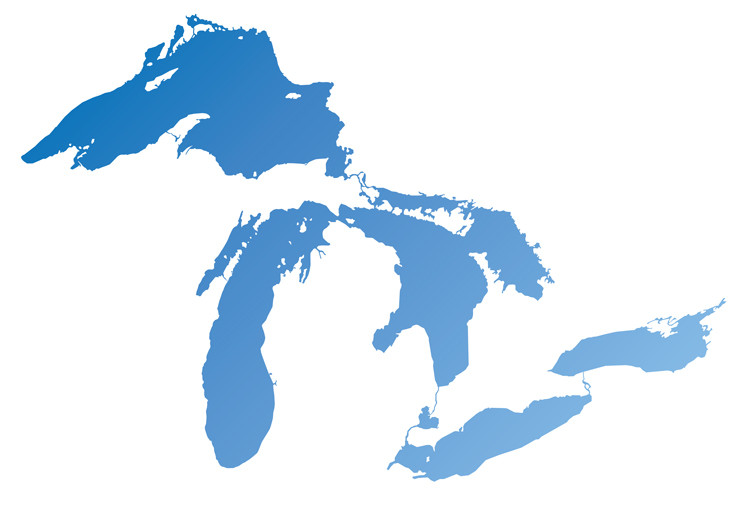 RFP: Great Lakes Sediment and Nutrient Reduction Program