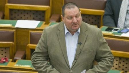 Németh Szilárd felszólalt a parlamentben