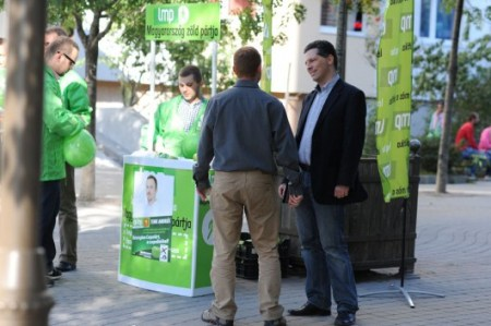 Tenk Andás az LMP főpolgármester-helyettes jelöltje