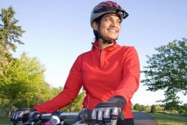 kerékpározás illusztráció