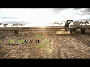 Weed spraying on farms with technology (Task 1: option 2)