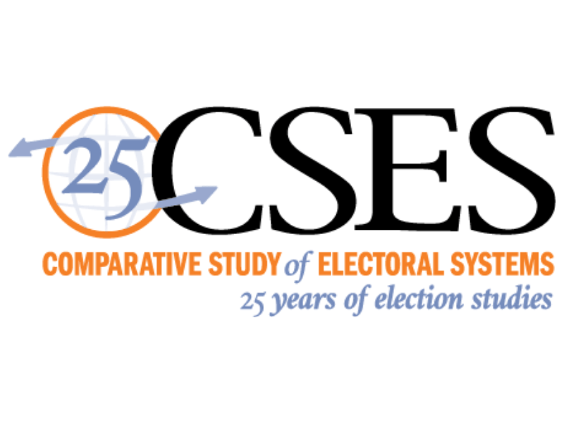 Produced a new logo variant to celebrate the 25th anniversary year of the CSES.