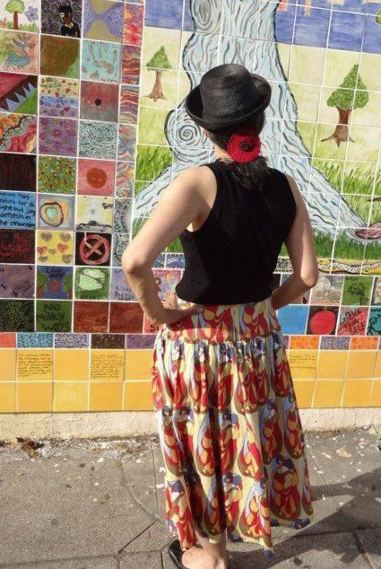 Back of skirt - csews.com