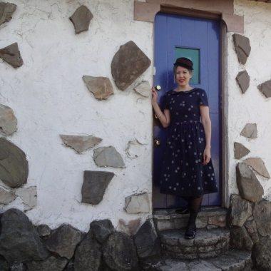 Emery Dress - Christine Haynes sewing pattern - csews.com