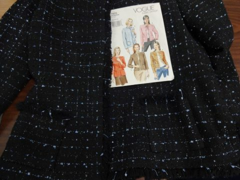 Beth's Vogue jacket
