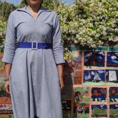 Winifred Dress - Bluegingerdoll Patterns - csews.com