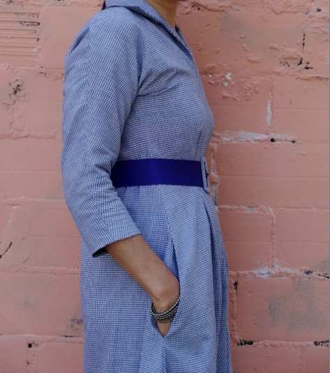 Bluegingerdoll - Winifred Dress - pocket added - csews.com