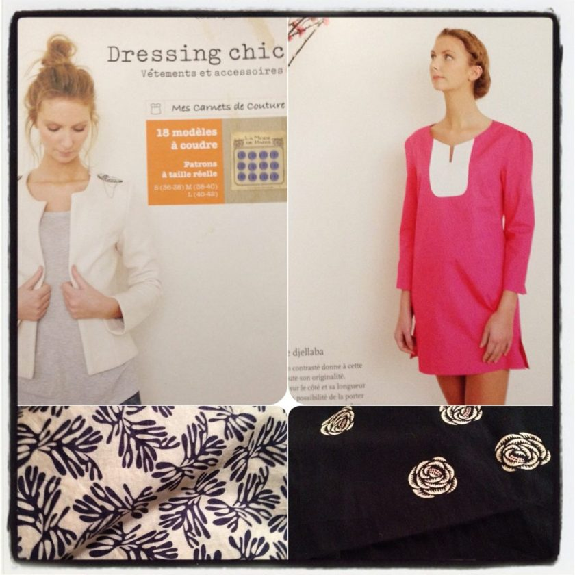 Sewing book-tunic-fabric- csews.com