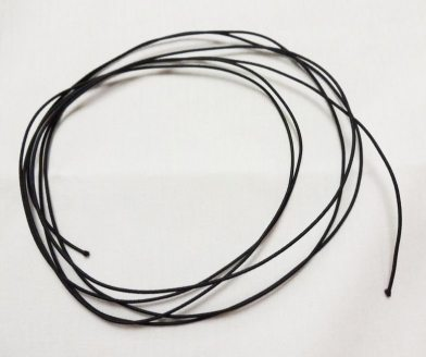Black elastic cord - csews.com