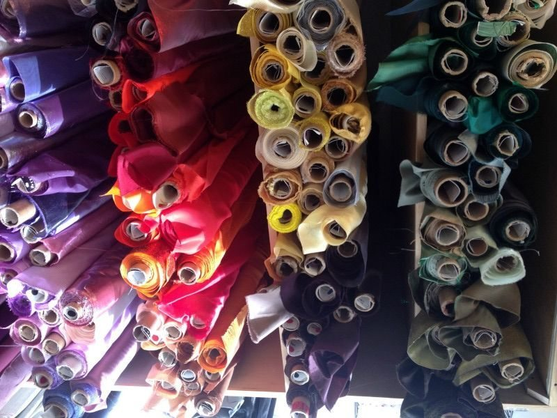 Fiddly Fabrics & More – Meetup at Britex Fabrics