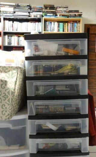 8-drawer cart - notions - csews.com