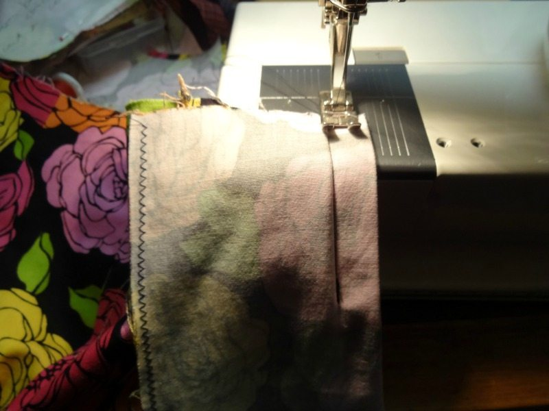 Reinforce pleat on Chardon skirt - csews.com