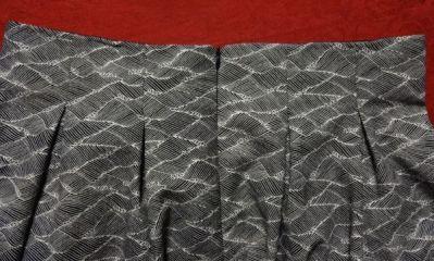 Chardon skirt - zipper - Deer and Doe pattern - csews.com