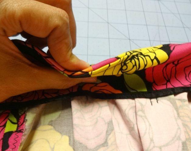 Chardon skirt - facing thickness - csews.com