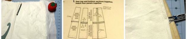 Japan Sew Along - A-line Block Skirt - csews.com