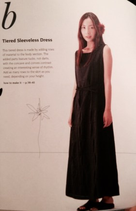 Tiered Sleeveless Dress - Basic Black- csews.com