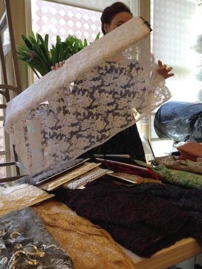 Alencon lace - Britex Fabrics - csews.com