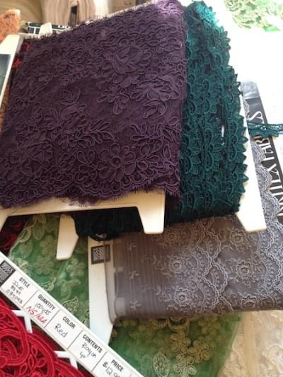 Lace at Britex Fabrics - csews.com