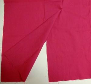 Skirt back - kick pleat - csews.com