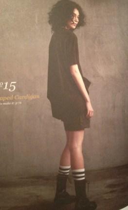Draped Cardigan - She Wears the Pants - csews.com