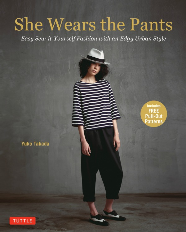 She Wears the Pants by Yuko Takada- csews.com
