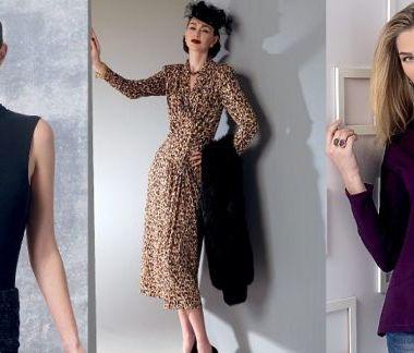 Vogue Fall 2015 patterns