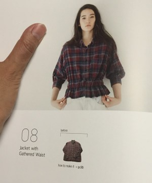 Stylish Remakes by Violet room - flannel shirts - csews.com