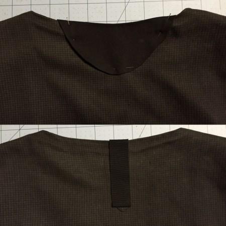Two options - fabric or ribbon - csews.com