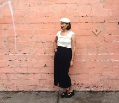 Nita Wrap Skirt - Sew DIY - featured - csews.com