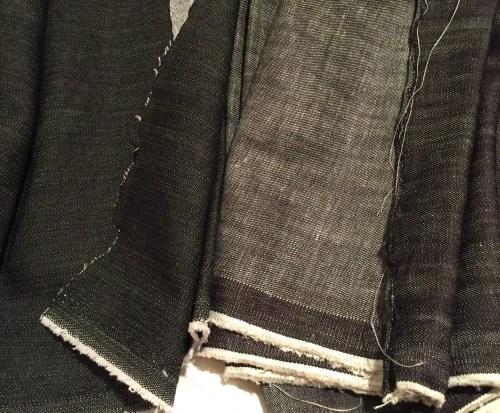 Denim fabric - Mood Fabrics - New York