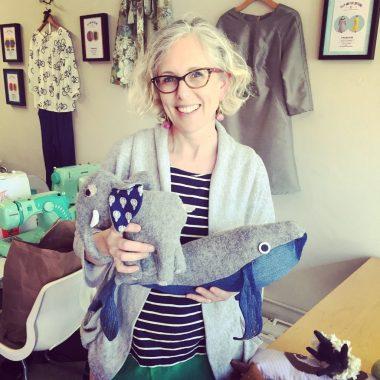 Jennifer Serr of The Sewing Room