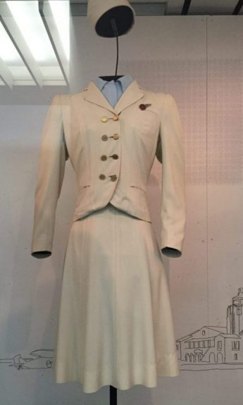 1930s airline uniform