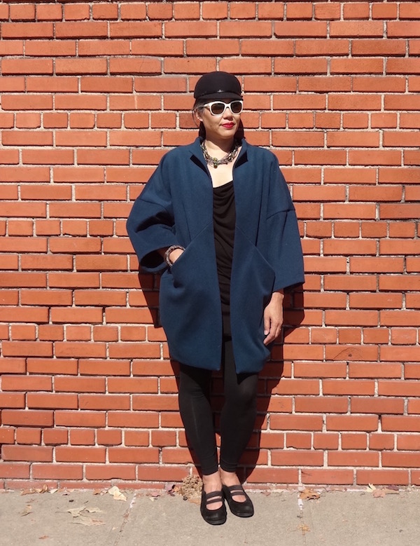 Papercut Patterns - Sapporo Coat