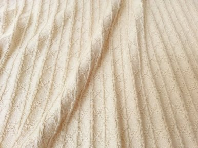 O! Jolly! New Hudson sweater knit fabric