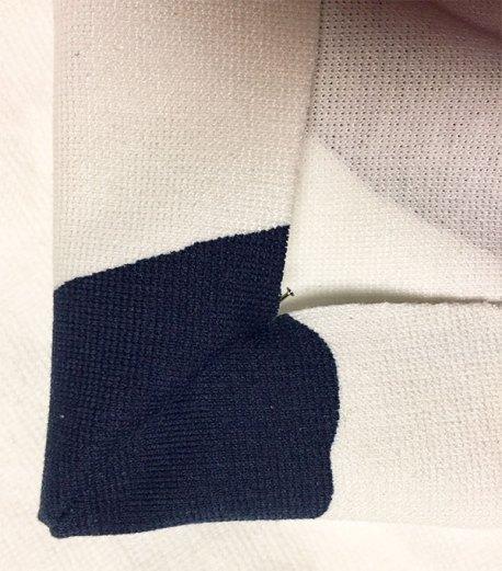 Toaster Sweater 2 - mitered corner - CSews.com
