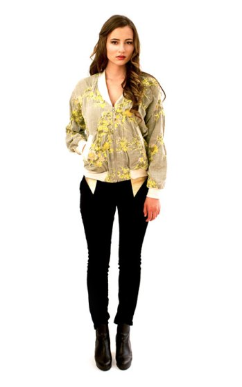 Riegel Bomber Jacket - Papercut Patterns - CSews.com