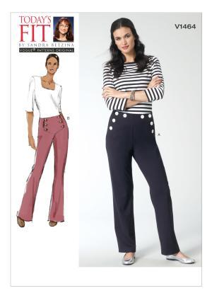 V1464 - Today's Fit by Sandra Betzina, Vogue pattern