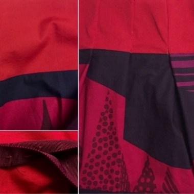 WIP Frocktails skirt - Marimekko fabric - CSews.com