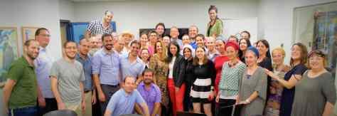 ממגוון המפגשים - עם איילת שקד שרת המשפטים לשעבר