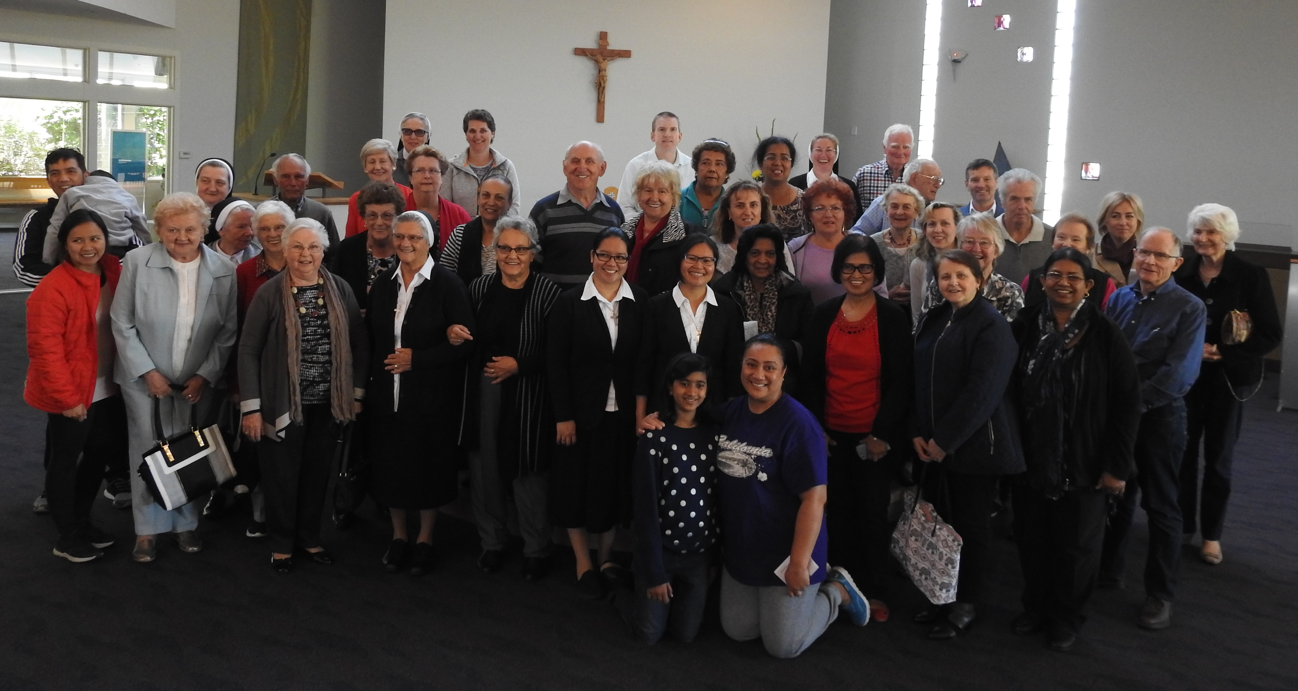 Celebrating 30th Anniversary of the Associates Gathering in Canberra