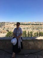 On the Mount of Olives