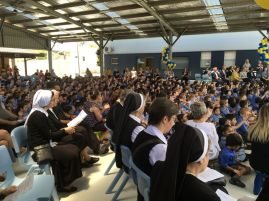 661official opening and blessing