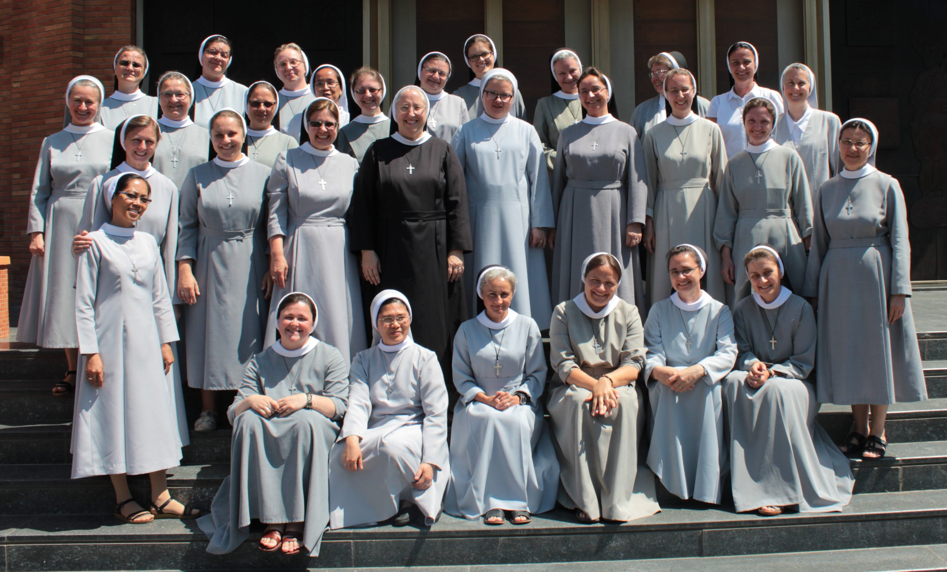 On the Way of Love – Young Sisters' Renewal in Rome, 2017