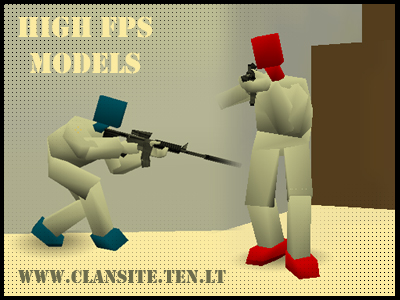 High Fps Cs 1.6 Player Models