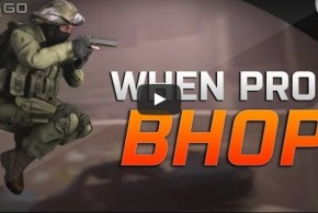 When PROS Bhop