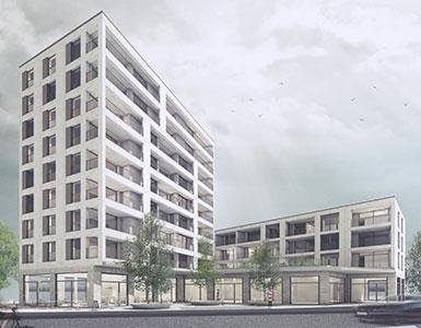 CSG-Baumanagement-AG-Loewenareal-Visualisierung-Bahnhofstrasse-385x300
