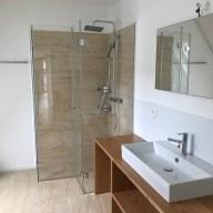 Badezimmer Einfamilienhaus Muttenz