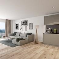 Visualisierung 2,5-Zimmerwohnung